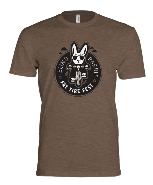 Blind Rabbit FTF 2017 Unisex T-Shirt