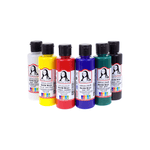Sudor Acrylic Paint Set of 6 x 70 ml Bottles