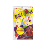 Generic Party Balloons Assorted Colors Pack of 15