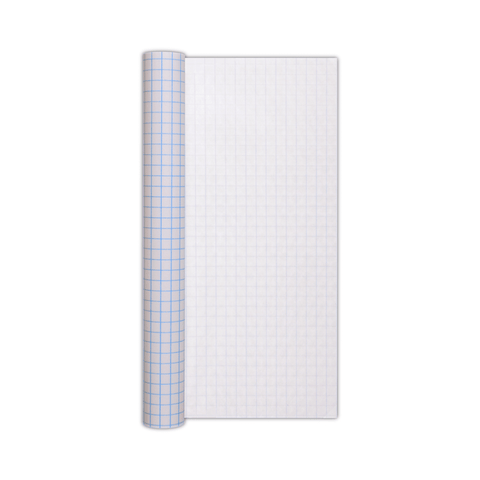 Safa Self Adhesive Clear Printed Pattern Book Cover 50 x 36 cm