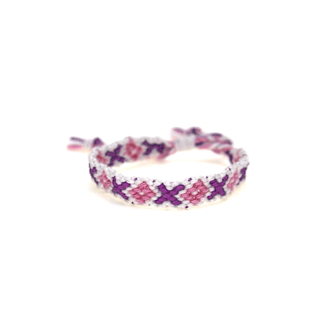 X O Friendship Bracelet