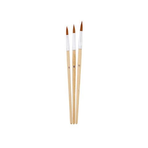 AG Art Painting Brush Set Pack of 3