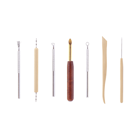 Royal Art Clay Sculpting Tool Set of 7 Pcs