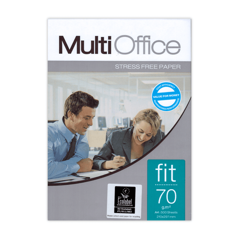 MultiOffice Copy Printer Paper 70 gsm White A4