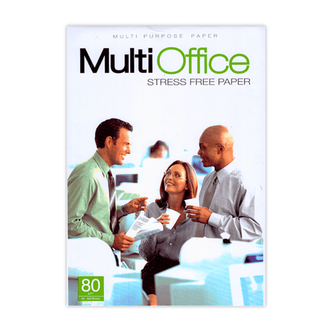 MultiOffice Copy Printer Paper 80 gsm White A4