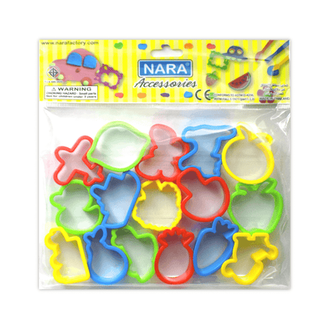 Nara Dough Tools Set of 16