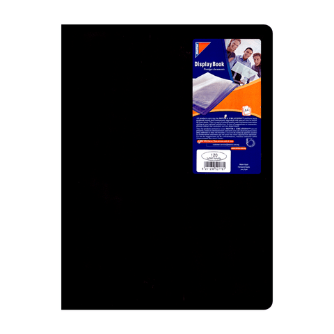 Mintra Display Book 60 Fixed Pocket A4 - Soft