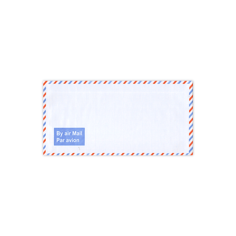 Gazelle Airmail Printed Envelope DL Size