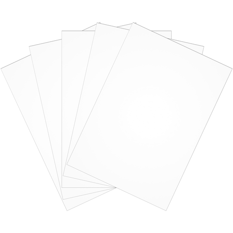 Generic Foam Board 70 x 100 cm White