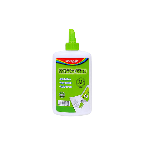 Keyroad White Liquid Glue 250 gm