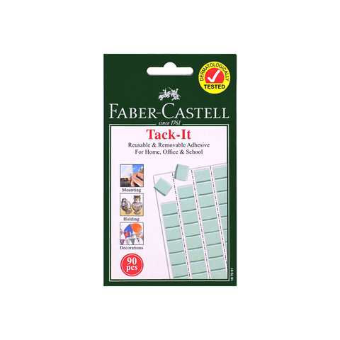Faber-Castell Tack-It Adhesive Pads Pack of 90