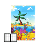 Mintra Stapled Notebook 28 Sheets