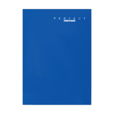 Yassin Stapled Squared Notebook 60 Sheets A4