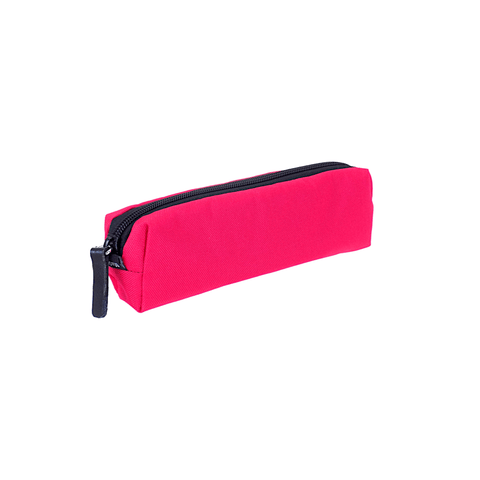 Mintra Medium Capacity Colored Canvas Pencil Case