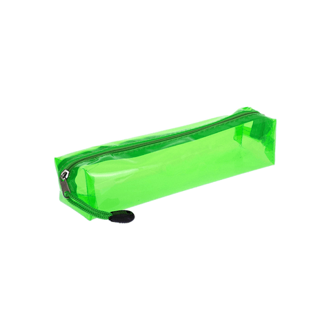 Generic Transparent PVC Pencil Case