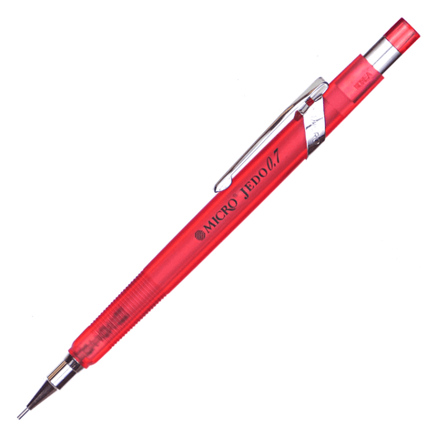 Micro Trio Jedo Mechanical Pencil 0.7 mm