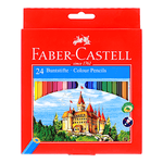 Faber-Castell Eco Colored Pencils Box of 24