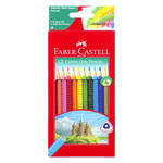 Faber-Castell Grip Colored Pencils Box of 12