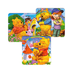 Generic Cartoon Characters Jigsaw Puzzle Pack of 3
