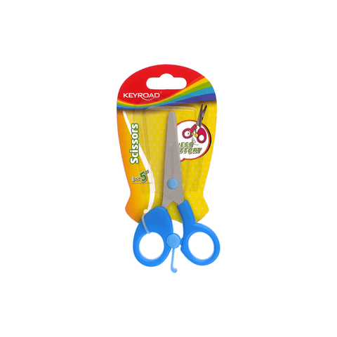 Keyroad Easy Open Scissors for Kids