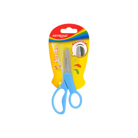 Keyroad Blunt Tip Scissors for Kids