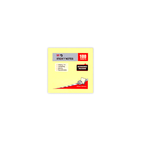 "M&G Sticky Note 3"" x 3"" 100 Sheets"