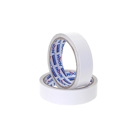Hoov Double Sided Adhesive Tape Roll 24 mm