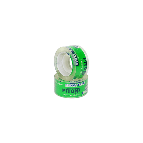 Piton Stationery Adhesive Tape 24 mm Clear