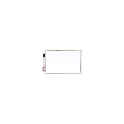 Generic Magnetic Dry Erase Double Face Whiteboard A4