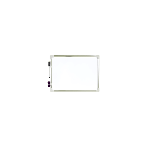 Generic Magnetic Dry Erase Double Face Whiteboard A3