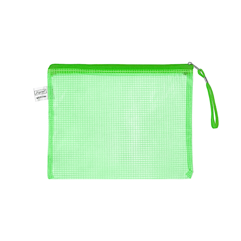 Digital Mesh Zipper File Bag A4