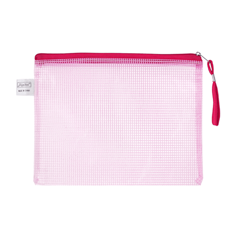 Digital Mesh Zipper File Bag B4