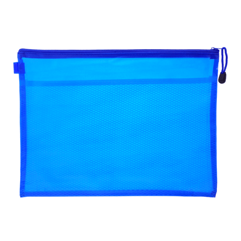 Generic Soft Zipper File Bag A3