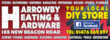 Harrowby Heating & Hardware Supplies Grantham