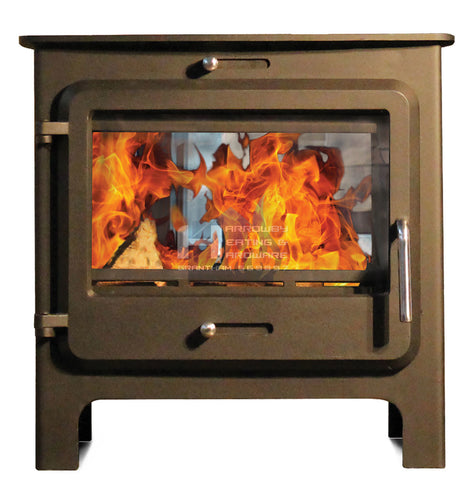 EKOL CLARITY DOUBLE SIDED STOVE PROMOTION