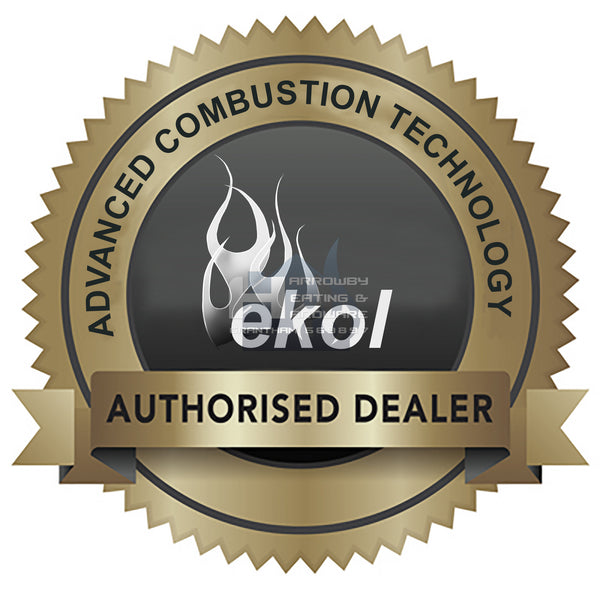 EKOL CLARITY 8KW DEFRA STOVE PROMOTION