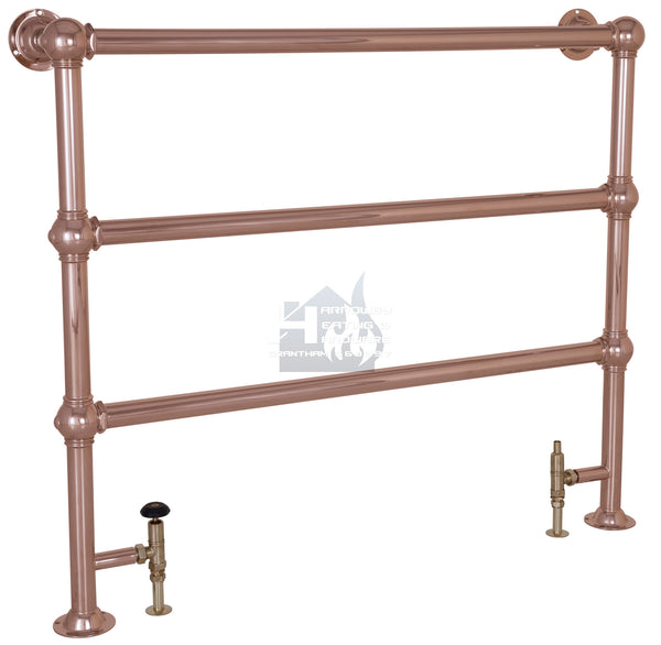 Colossus Steel Towel Rail (Copper Finish) TOW004
