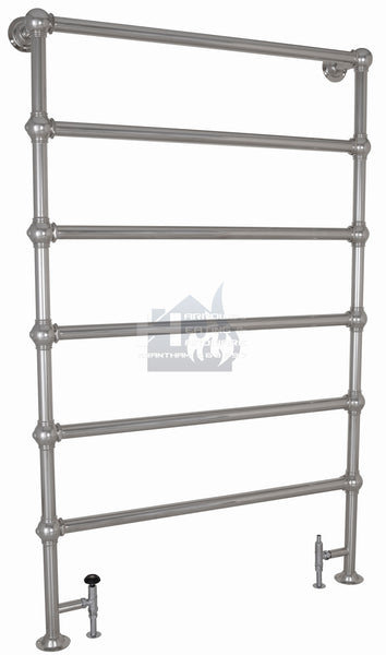 Colossus Steel Towel Rail - 1800mm x 1150mm (Chrome Finish)