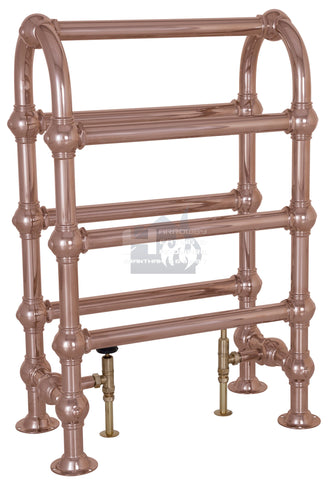 Carron Colossus Horse Steel Towel Rail (Copper Finish) TOW019