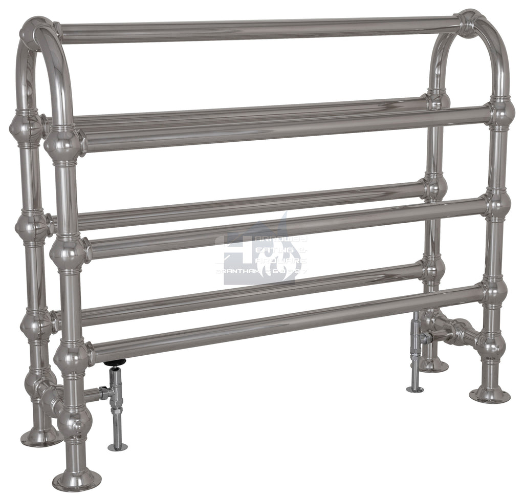 Colossus Horse Steel Towel Rail (Chrome Finish) TOW023
