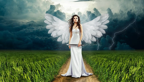 Angels are beings of spirit who have never been incarnated in physical form.