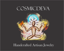 cosmicdeva handcrafted metal smith design jewelry