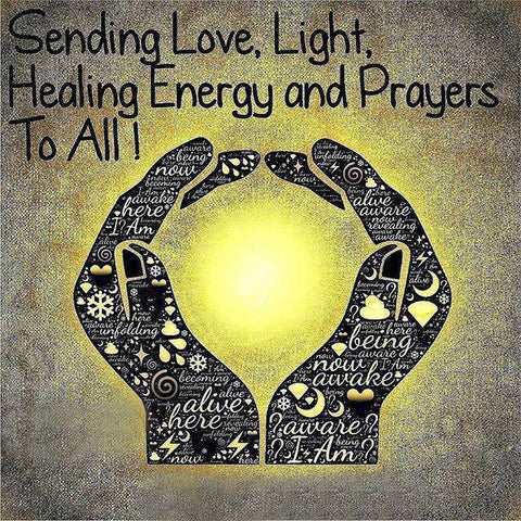 healing energy and love to all