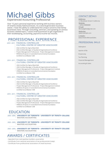 Resumes Experts Resumes Experts