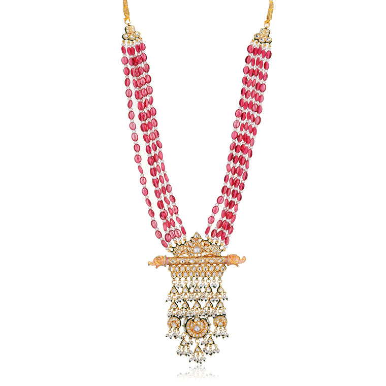 kundan necklace price for  designer kundan necklace