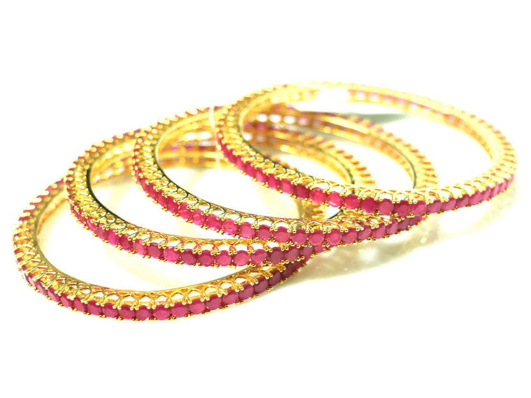 Set of 2 Designer Bangles