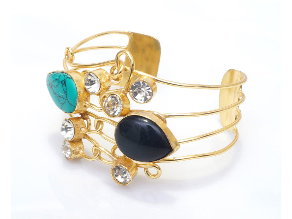 Fashion crunchy cool cuff