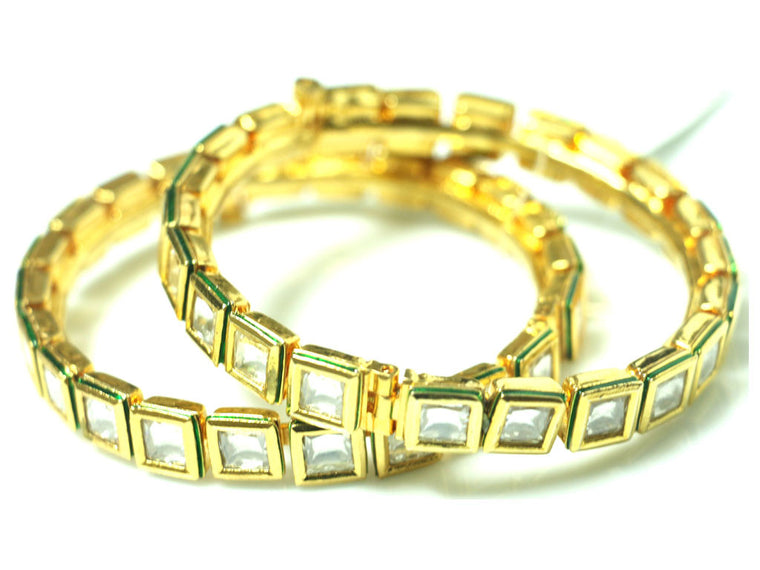 Designer Kundan Bangle