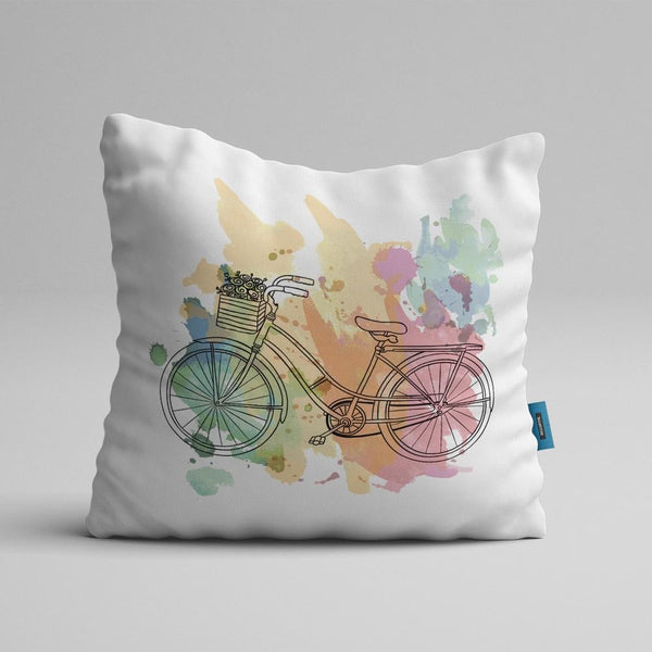 Hou Cushion Cover Bike