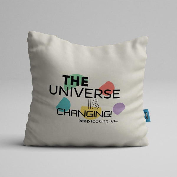 Hou Cushion Cover Universe is Changing